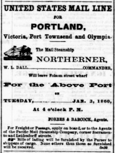 Northerner_Sailing_Notice_DailyAlta_January_3_1860